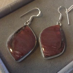 Jewelry - So pretty stylish butterfly Jasper Earrings